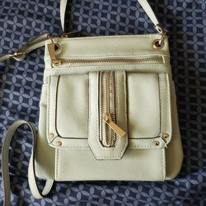 Small mint crossbody
